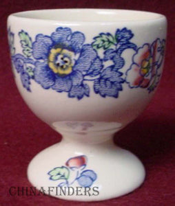 FRANCISCAN china STRATHMORE pattern EGG CUP Single