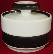 NORITAKE china MIDSUMMER 8762 pattern Sugar Bowl & Lid