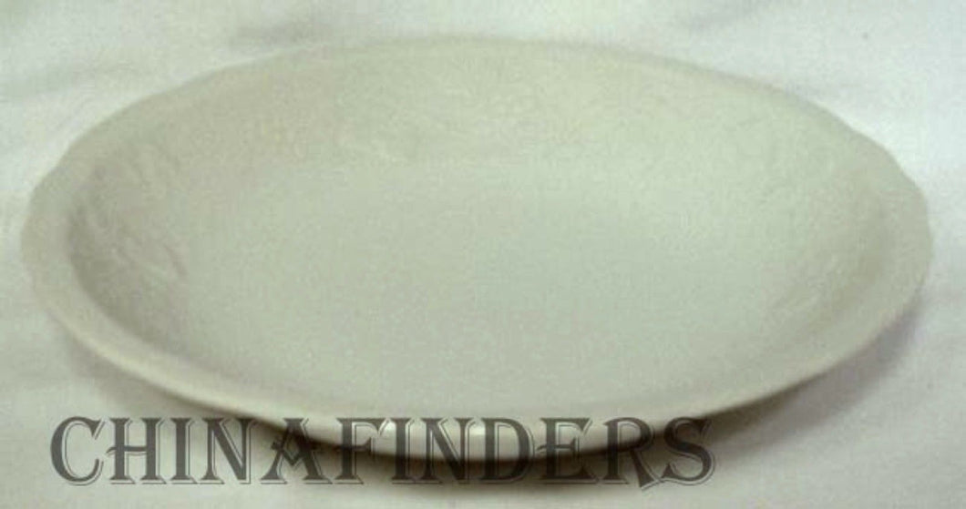 SAVOIR VIVRE Division of Mikasa ORCHARD WHITE pattern Soup Salad Bowl @ 8-1/8