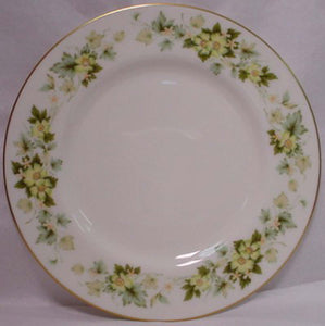 MIKASA china ROSECREST A1-145 pattern Bread Plate @ 6 1/2""
