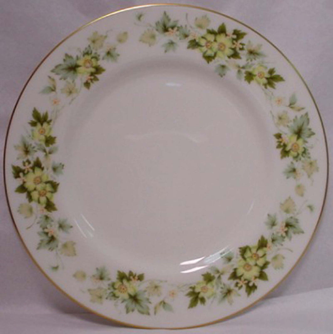MIKASA china ROSECREST A1-145 pattern Bread Plate @ 6 1/2