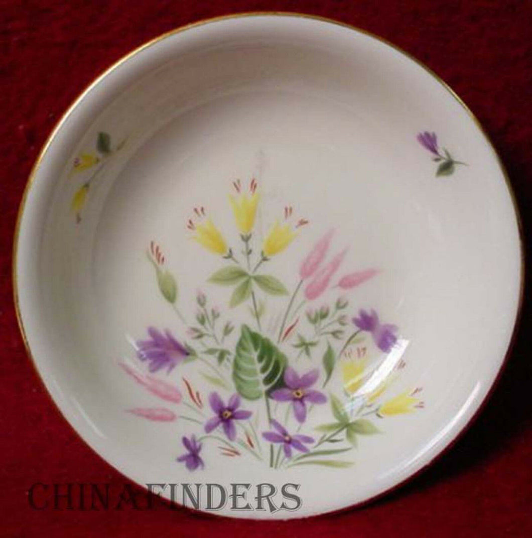PICKARD china APRIL 1103 pttrn FRUIT berry BOWL trim wear