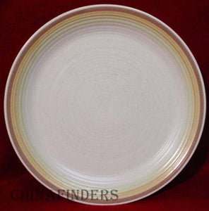 FRANCISCAN china SIERRA SAND Lot- 3 SAUCERS, 2 DINNER & 1 BREAD & BUTTER PLATES