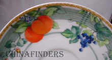 WEDGWOOD china EDEN pattern Cup & Saucer