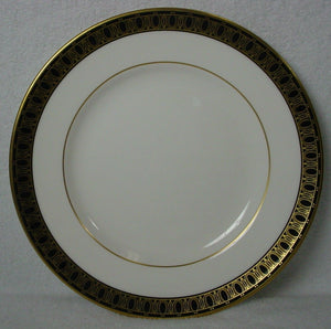 WATERFORD china ASHWORTH pattern BREAD PLATE 6""