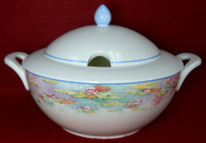 VILLEROY & BOCH china SUMMER DREAMS Large Round Soup Tureen - Bowl & Lid
