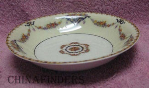 HAVILAND china France POMONA pattern Fruit Dessert Berry Bowl -Set of Two (2) 5""