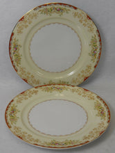ROYAL EMBASSY china RENO pattern Salad Dessert Plate - Set of Two (2) - 7-3/4""