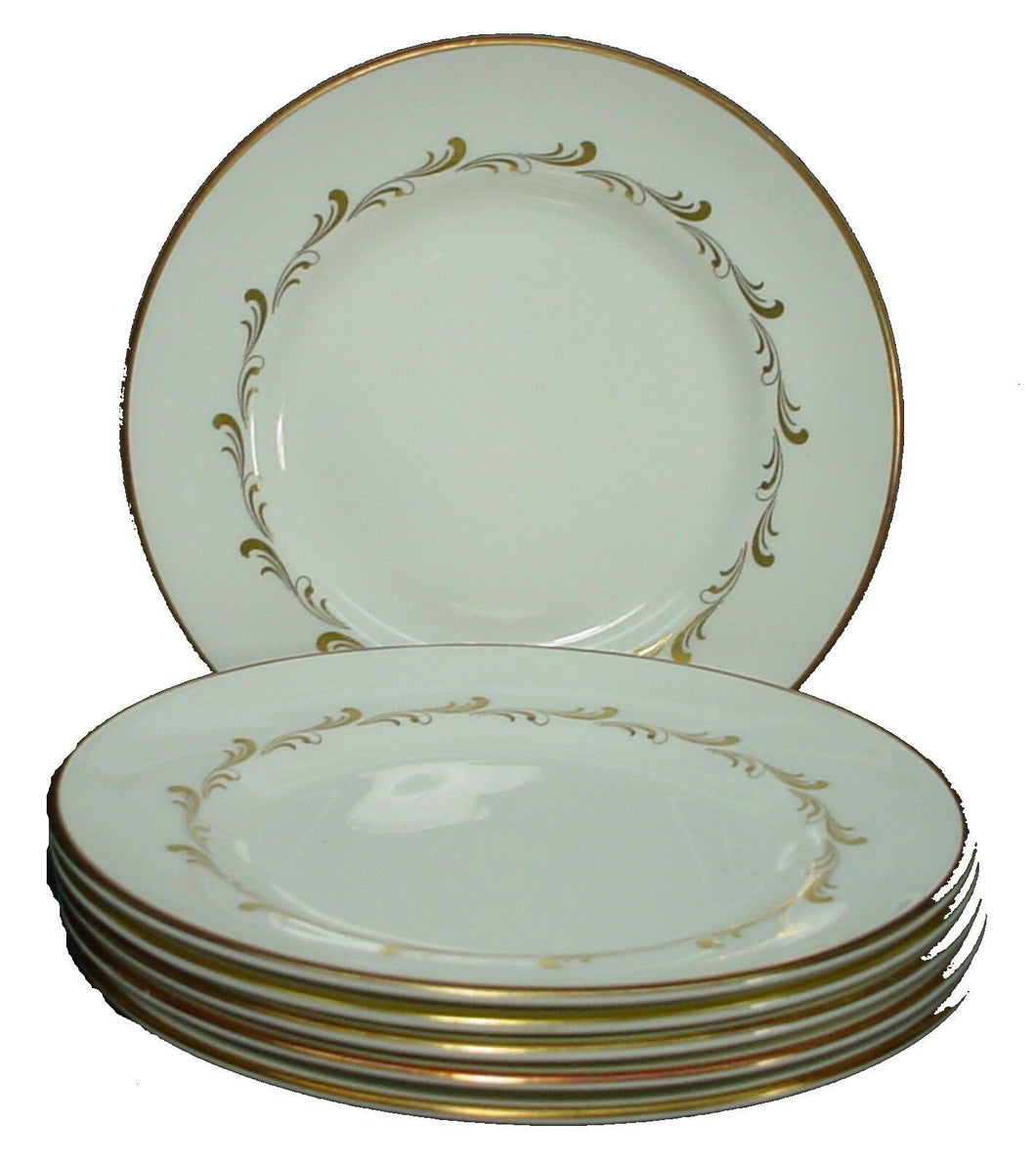 ROYAL DOULTON china RONDO H4935 Bread & Butter Plate - Set of Six (6) @ 6 1/8