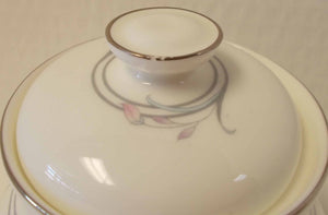 ROYAL DOULTON china ALLEGRO H5109 pttrn SUGAR Bowl LID AS IS