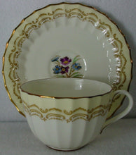 ROYAL WORCESTER china CROMWELL Z1718 pattern CUP & SAUCER Set 2-3/8""