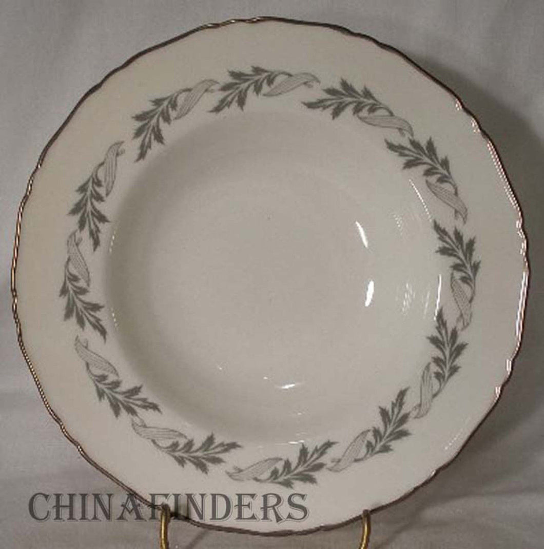 ROYAL WORCESTER china PRINCESS ANNE pattern Soup/Salad Bowl