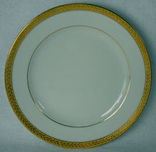 NORITAKE china GOLDREAM Bread Plate - Set of Two (2) - 6-3/8""