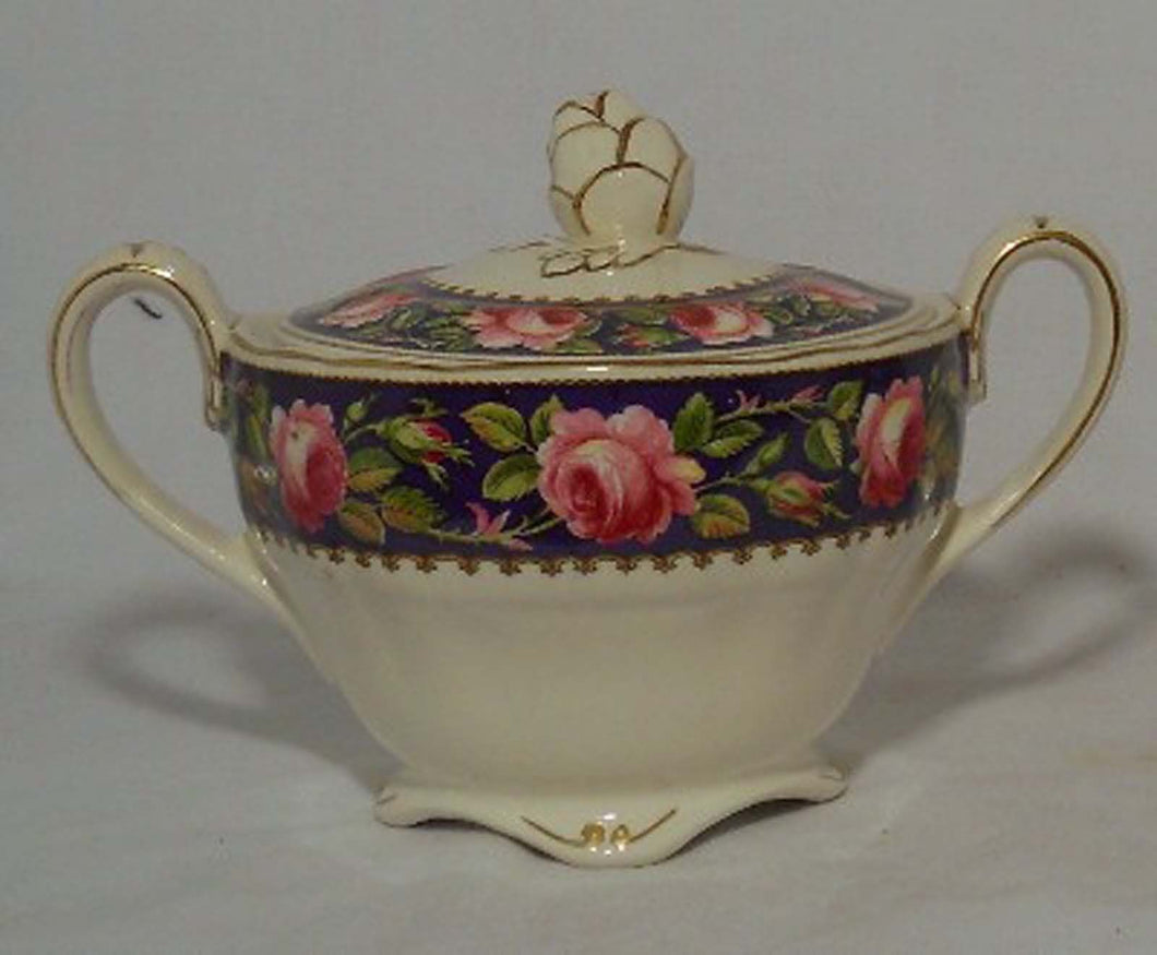 GRINDLEY china CHESTER pattern Sugar Bowl & Lid