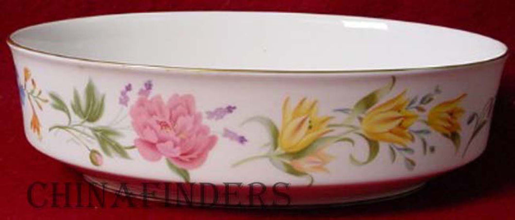 ROYAL WORCESTER china KENTMERE Oval VEGETABLE BOWL