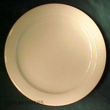 BING & GRONDAHL china BIG18 White Dinner Plate