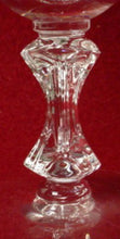 TIFFIN crystal CHERRY LAUREL 17392 JUICE GLASS Goblet - 5-1/4""