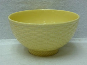 MIKASA china COUNTRY MANOR SAFFRON Two (2) Cereal or Dessert Bowls - 5-1/2""
