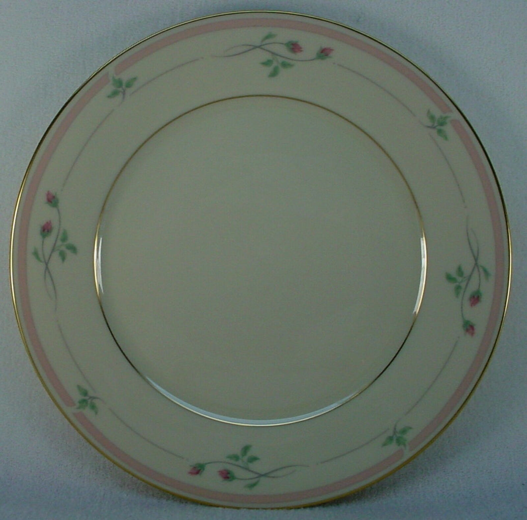 LENOX china ROSE MANOR metropolitan DINNER PLATE 10-3/4