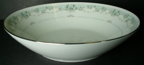 NORITAKE china BROOKFIELD 3193 pattern COUPE SOUP or SALAD BOWL 7-1/