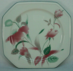 MIKASA china SILK FLOWERS F3003 pattern 79-pc SET SERVICE for 14 + 11-pc Serving