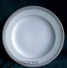 HAVILAND NY china GREEK KEY Bread Plate trim off edge