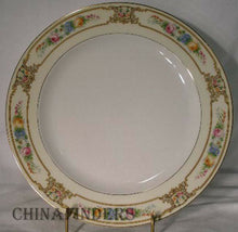 PAUL MULLER china The CHESTER S1 pattern DINNER PLATE