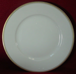 STOUFFER handpainted on HUTSCHENREUTHER china SFR48 Set of ELEVEN Salad Plates