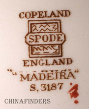 SPODE china MADEIRA pattern S3187 SAUCER Only