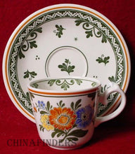VILLEROY & BOCH china ALT AMSTERDAM pattern Cup & Saucer