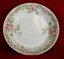 GUERIN, WM Limoges china GUE196 pattern Set of Three (3) Fruit Bowls @ 5""
