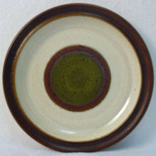 DENBY china POTTER'S WHEEL Green pattern DINNER Plate