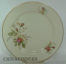 THOMAS Germany china THO07470 ROSES pattern Dinner Plate @ 9-7/8""