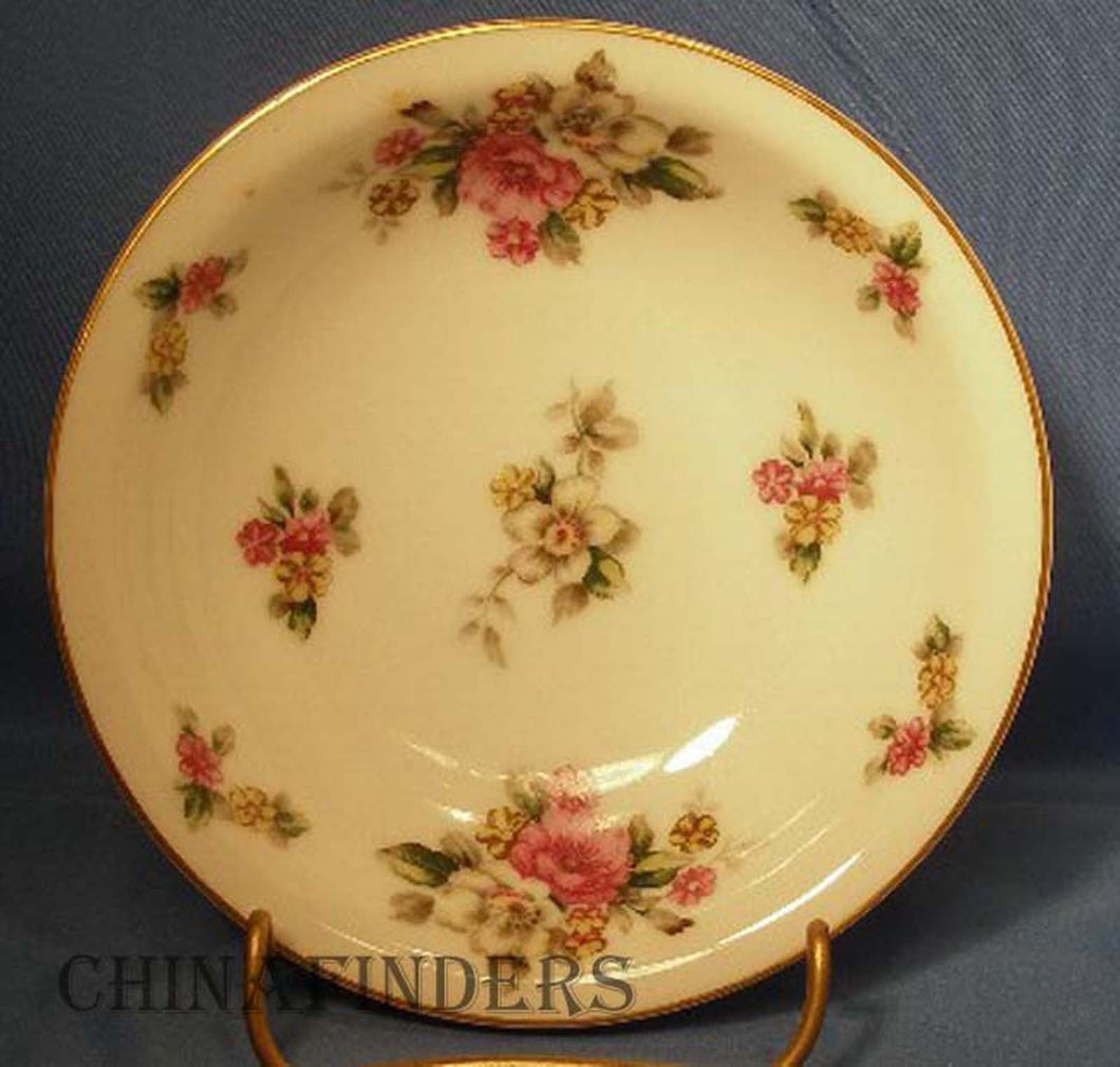 GRACE china APPLE BLOSSOM pattern Set of Two (2) Fruit/Dessert Bowls @ 5-5/8