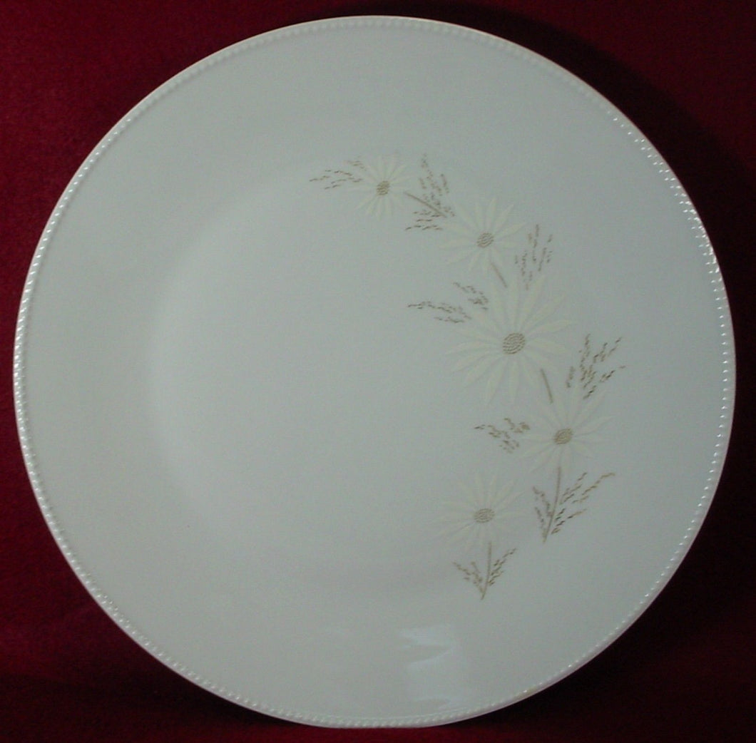 TIRSCHENREUTH china SHASTA 4456 pattern DINNER PLATE 10-1/2