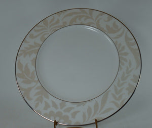WATERFORD china BIELLA pattern Salad/Dessert Plate @ 8-1/8""