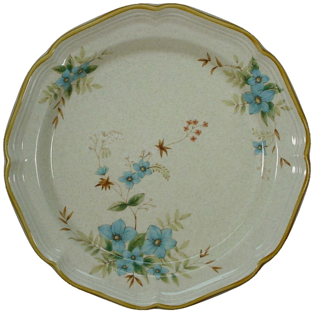 MIKASA china DAY DREAMS EC461 garden club DINNER PLATE 10-3/4