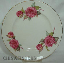 ROYAL TUSCAN china CAMELLIA pattern Salad or Dessert Plate @ 8-1/4""