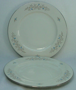 SYRACUSE china INSPIRATION pattern Dinner Plate - Set of Two (2) @ 10-3/4""