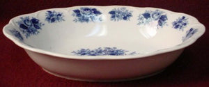 HARMONY HOUSE Sears china DORCHESTER 3684 pattern OVAL VEGETABLE Serving BOWL