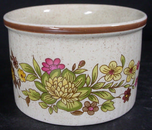 ROYAL DOULTON china GAIETY LS1014 pattern RAMEKIN 3-1/4""