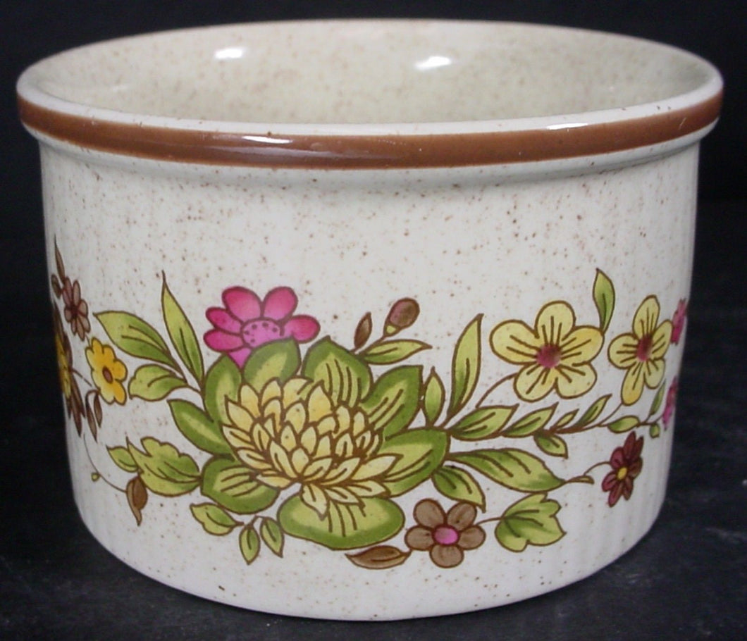 ROYAL DOULTON china GAIETY LS1014 pattern RAMEKIN 3-1/4