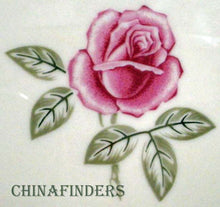 FRANCISCAN china HUNTINGTON ROSE pattern OVAL MEAT SERVING PLATTER 16""