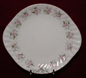 MINTON china SPRING BOUQUET Handled Cake Plate