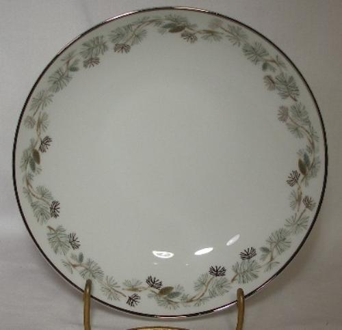 NORITAKE china PINETTA 5689 Soup or Salad Bowl