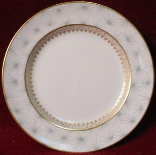 SPODE china THISTLEDOWN Y5016 pattern BREAD PLATE