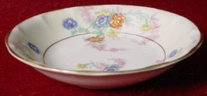 HAVILAND china ORLEANS floral FRUIT berry BOWLS Set of 2!!