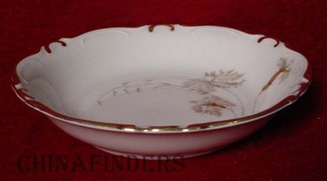 HEINRICH & Co. china DU BERRY # 17485 Fruit Bowl