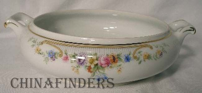 Paul MUELLER MULLER china KENMORE 1314 Serving Bowl BASE