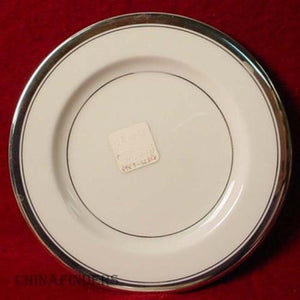 ANCESTRAL china WEDDING BAND pttrn Dinner Plate